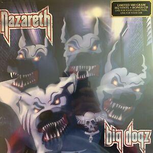 Nazareth - Big Dogz // 2 LPs - 1. German-Pressing 2011 - NEW & Sealed