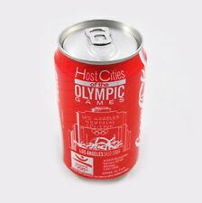 """Coca Cola Dose """"Olympic Games 1992"""" mit Inhalt, voll, ungeöffnet, unopend can"""