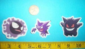 Pokemon Gen #1 Vulpix Fabric Appliques ~ Iron ons Ninetales