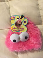 Rubie's Pet Shop Monster Hood Dog Outfit Costume Size Medium/large