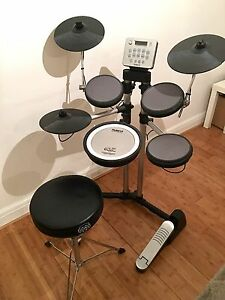 roland hd 3 v drums lite electronic drumkit ebay. Black Bedroom Furniture Sets. Home Design Ideas