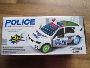 Polizei-Auto-Police-Car-3DLicht-und-Musik-selbstfahrend