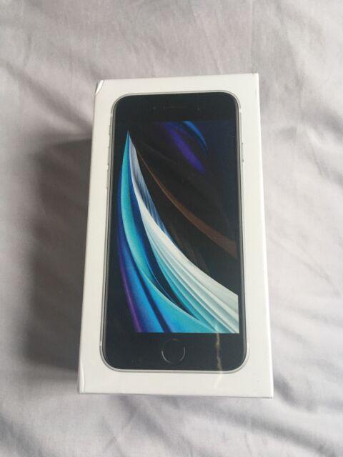 Apple iPhone SE 2nd Gen. - 64GB - White (Vodafone) A2296 ...