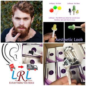 Men Nose Ears Hair Removal Wax Kit For Men Nasal Ears Fast