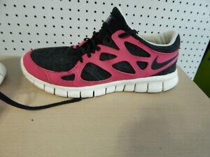 Womens Nike Free Run 2 running shoes #536746-016 - size 11 - black ...