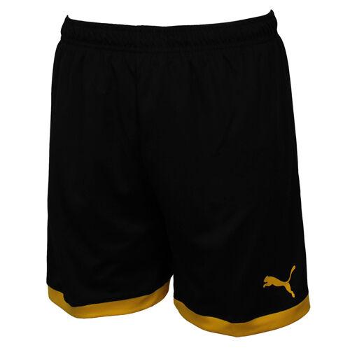 Puma 89762601 Men Edge short pants black yellow Shorts