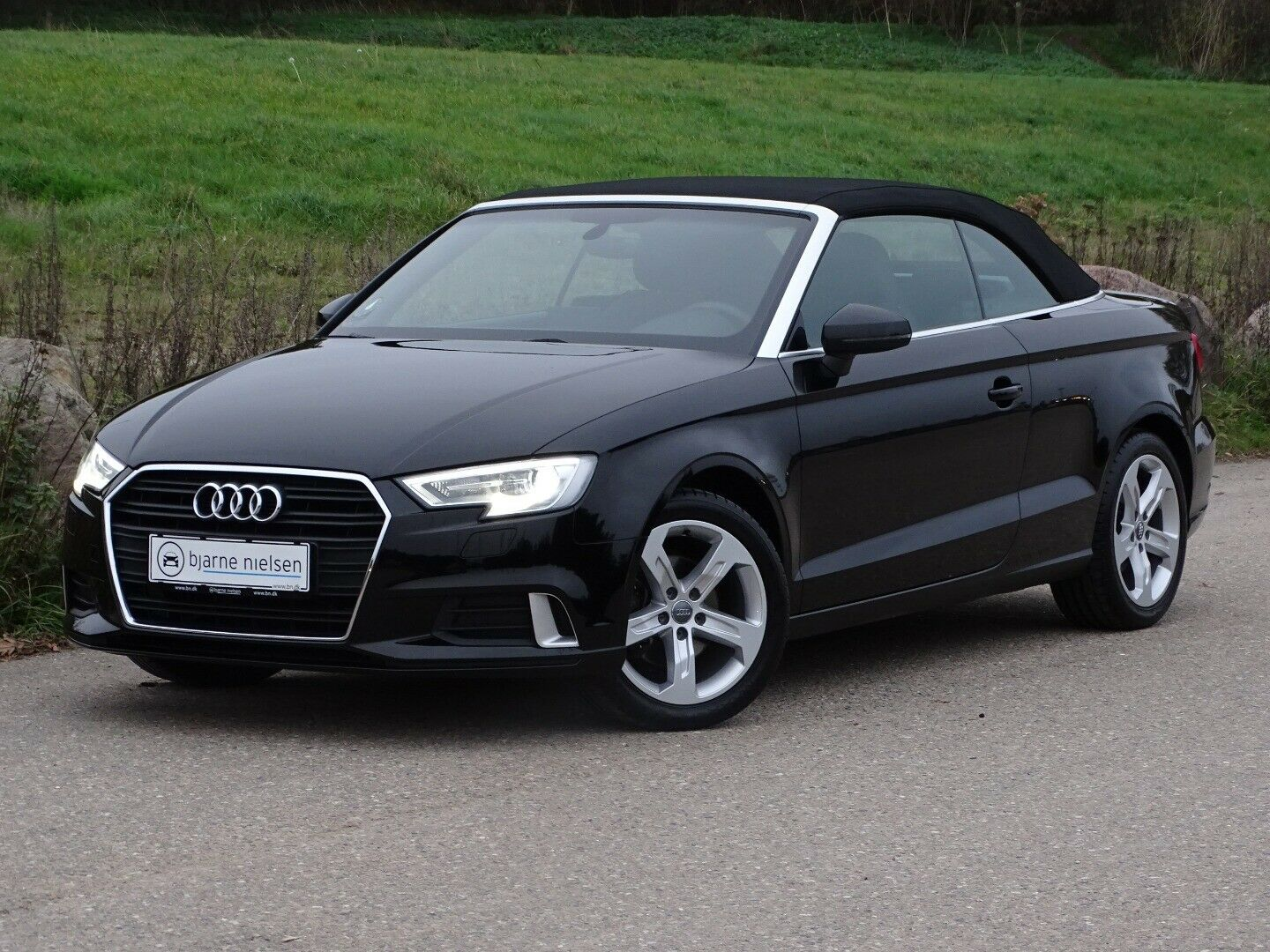 Audi A3 1,4 TFSi 116 Sport Cabriolet S-tr.