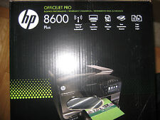 HP Officejet Pro 8600 Plus All-In-One Inkjet Printer New Sealed with all inks