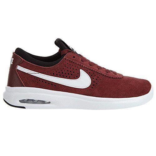 Nike sb air max - dampf - - dampf rot - weiße männer skateboard schuhe sz 9,5 (882097 614) 5592be