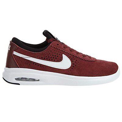 Nike SB Air Max Bruin Vapor Red White Men's Skateboard Shoes Sz 9.5 (882097 614) | eBay