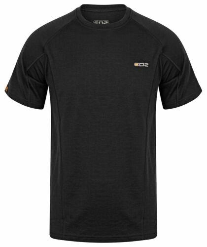negro Wool 200 camiseta Layer Merino g Mens Edz pXqvRR