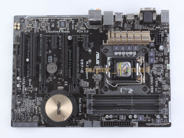 ASUS Z97-C INTEL CHIPSET DRIVER FOR WINDOWS MAC