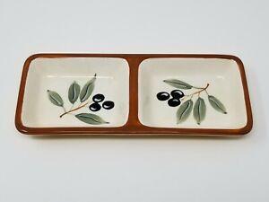 Inspirado-Stonelite-Clay-Ceramic-Two-Section-Serving-Dish-Charcuterie-Board-Dips