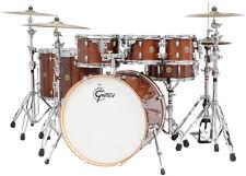 Gretsch Catalina Maple 7 Piece Drum Kit with Hardware-Walnut Glaze