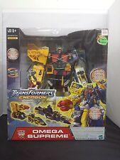 "Transformers Energon Omega Supreme Figure 14.5"" - Hasbro 2004 - New NISB"