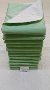 REUSABLE WASHABLE MEDICAL UNDERPADS BED PADS SIZE 29X35 OR CHAIRPAD 16X18 /2627856