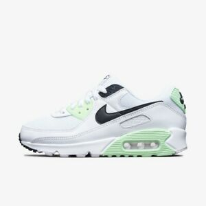 Details about Nike Air Max 90 - White Green / CT1039-101 / Womens Shoes Sneakers