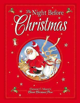 1 of 1 - The Night Before Christmas (Award Gift Books), Clement Clarke Moore | Hardcover