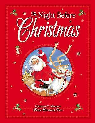 The Night Before Christmas (Award Gift Books), Clement Clarke Moore, Very Good B