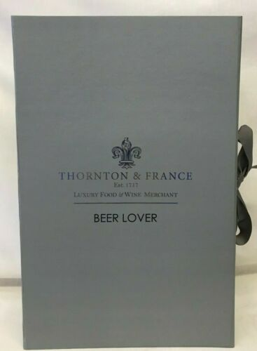 CHAMPAGNE BEER COFFEE LOVER GIFT BOX QUALITY LUXURY CHRISTMAS DISPLAY GIFT ITEM