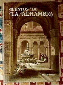 Cuentos de la Alhambra Washington Irving Miguel Sánchez editor