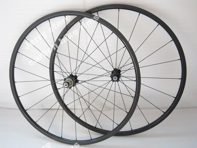 Carbon wheels 24mm tubular carbon  bicycle parts 700C road wheelset  enjoying your shopping