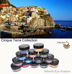 14x-ITAY-Beauty-Mineral-100-Shimmers-Eye-shadow-034-Cinque-Terre-034-Collection