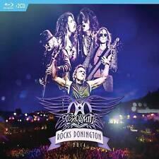 AEROSMITH - ROCKS DONINGTON 2014 [1 BLU-RAY/2 CD] NEW BLU-RAY
