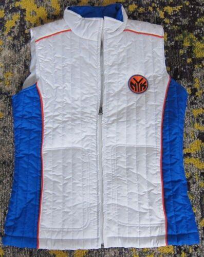 4her Knicks Womens iii G Vest Sports York Carl Sz S Nba Banks di New 0R6qU