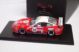 RED-LINE-FERRARI-F550-MARANELLO-99-XL-RACING-LE-MANS-2003-1-43