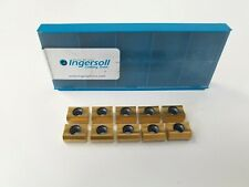 10 Pack INGERSOLL Carbide Milling Insert CDE313R051 IN2530