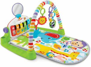 Baby Music Play Mat City Farm Activity Sound Piano Toddler Child Learning Rugs