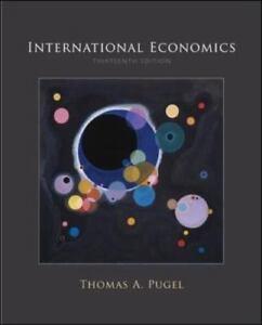 Pdf economics pugel international