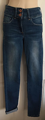 Slim And Shape 8XL 10T £45 SKINNY Indigo Jeans  8L Next  Lift 8T