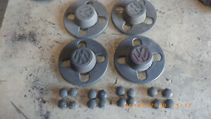Radkappe, Radnarbenabdeckung VW Golf II und div. andere  Teile Nr. 871 601 171