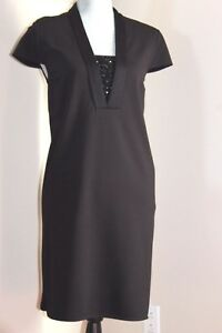 NWT-Massimo-Dutti-Zara-Group-Combined-Dress-With-Sequin-Detail-Size-XS-S