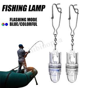 Deep-Drop-LED-pesca-subacquea-luce-pesce-calamari-esca-lampada-attirare-pesce