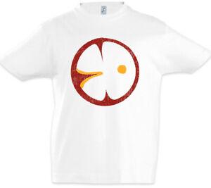 Trishana-Symbol-Kinder-Jungen-T-Shirt-Fun-The-Clan-Sign-Insignia-Clarke-100