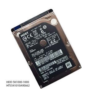 "HGST hts541010a9e662, 1tb SATA III 6 Gbps 5400rpm 8mb 2,5"""