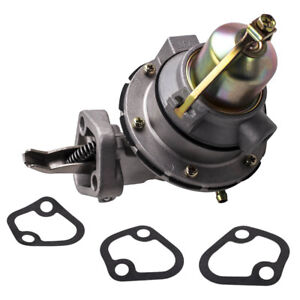 New Mechanical Fuel Pump for MerCruiser 3.0LX 3.0L SERIAL NUMBER C856559 /& UP