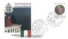 Italia 1984 Jan Paweł papież John Paul Pope Papa Giovani Paolo Varese (84/21)