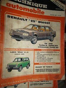 REVUE TECHNIQUE AUTOMOBILE N° 170 PEUGEOT 403