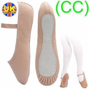 En Cuir Rose Ballet Chaussures De Danse, Complet En Daim Semelle Elastics Irish Jig Pompes (cc)-afficher Le Titre D'origine