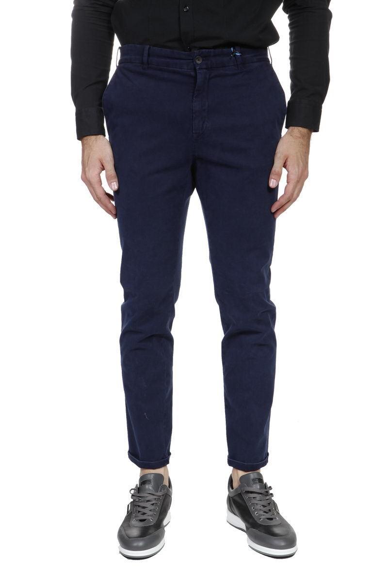 Pantaloni Daniele Alessandrini Jeans Trouser men blue P2892N5723307 306