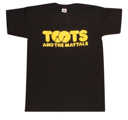 MENS TOOTS AND THE MAYTALS T SHIRT   REGGAE