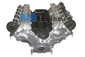 Ford V10 Engine >> Details About Ford V10 30 Valve 6 8l New Engine F 350 F 450 Excursion No Valve Cover 2005 2016