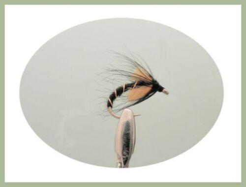CONFEZIONE 18 COLORI MISTI Emerger mosche trota mosche per pesca con la mosca tre dimensioni