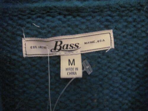donna da manica etichette Taglie media Maglione Fringe con lunga Blu Bass Nuovo 889558765216 M fnxqR8Rw