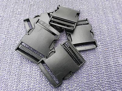 5 x verschlu bauchgurt h fttragegurt f r 50 mm gurte. Black Bedroom Furniture Sets. Home Design Ideas
