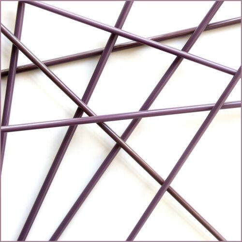 #2207-O Iris-Violett 4//5mm - per Meter REICHENBACH 104°